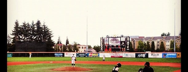 Goss Stadium (OSU) is one of Northwest and San Francisco.