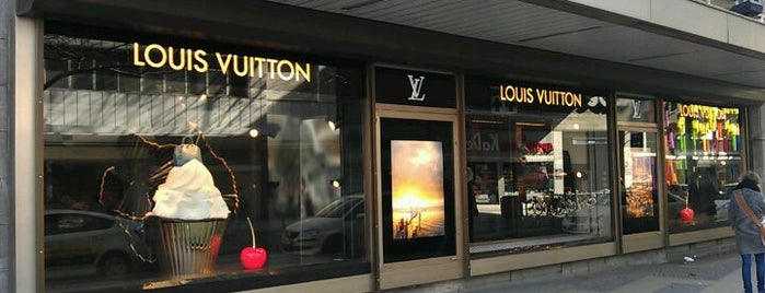 Louis Vuitton is one of BERLIN.