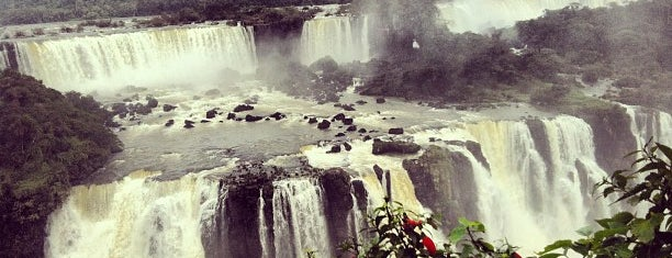 Parque Nacional Iguazú is one of Hopefully, I'll visit these places one day....