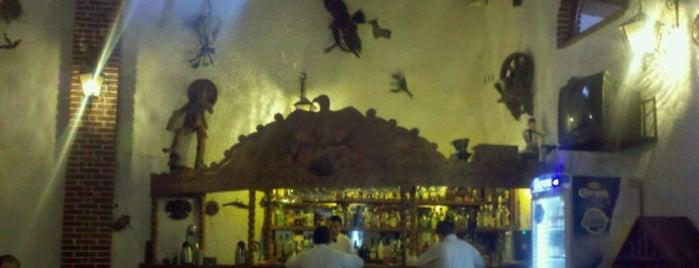 La Casa del Chamorro is one of Recomiendo.