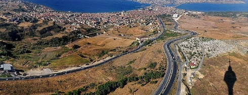 Büyükçekmece is one of İstanbul'un İlçeleri.