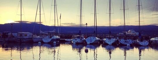 Port de Yvoire is one of Soly 님이 저장한 장소.