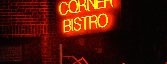 Corner Bistro is one of Been there done that.