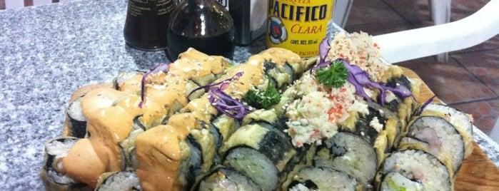 Sushi Star is one of Orte, die Rodrigo gefallen.