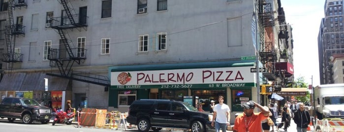Palermo Pizza is one of In NYCさんのお気に入りスポット.