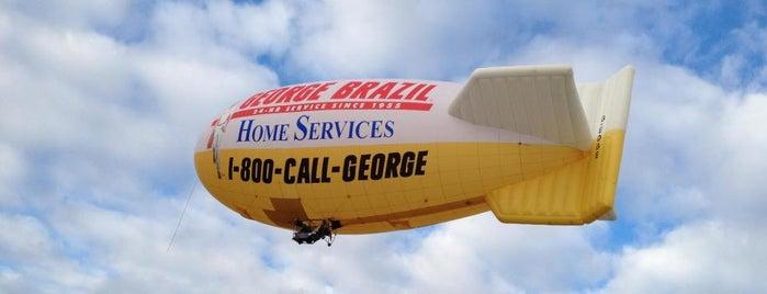 George Brazil Plumbing & Electrical is one of Orte, die George gefallen.