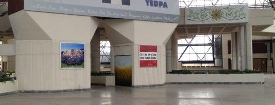 Yedpa Ticaret Merkezi is one of Gespeicherte Orte von Mevlüt🎬〽⌚🌇🚘💯✔.