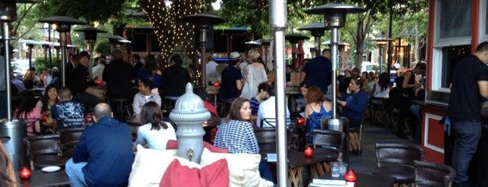 El Jardin Tequila Bar & Restaurant is one of SF Bars.