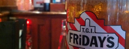 Fridays is one of Mis sitios Madrid!.