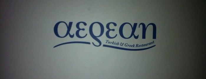 Ege A'la Carte Restaurant is one of Selin'in Beğendiği Mekanlar.