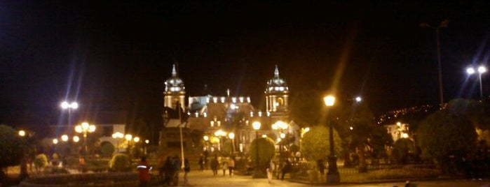 Plaza de Armas is one of Dianaさんのお気に入りスポット.