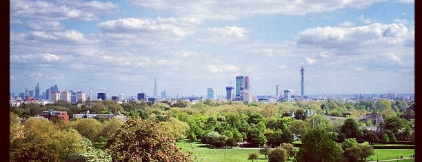 Primrose Hill is one of Inglaterra.
