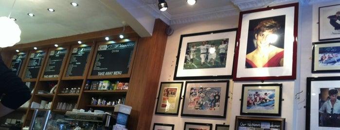 Café Diana is one of Soly 님이 저장한 장소.
