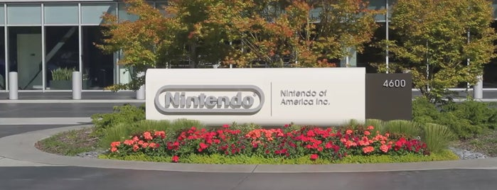 Nintendo of America Inc. is one of Videogames HQ.