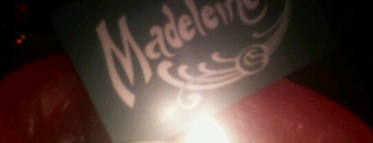 Madeleine Bar is one of A 2 com Camila.