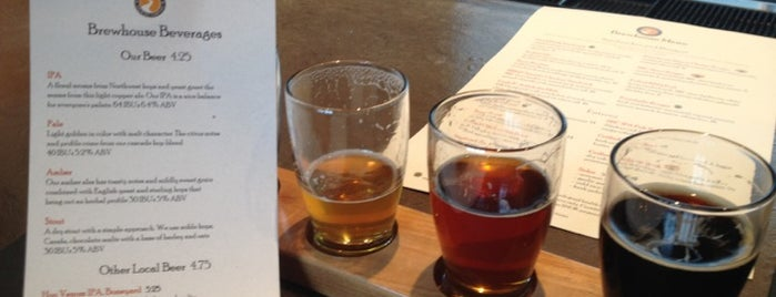 Sunriver Brewing Company is one of Central Oregon Breweries.