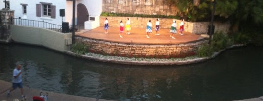 Arneson River Theatre is one of StorefrontSticker #4sqCities: San Antonio.