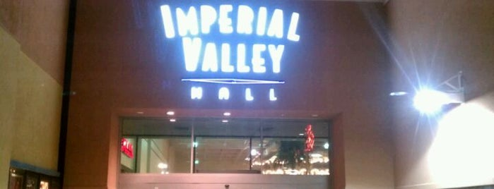 Imperial Valley Mall is one of Alejandroさんのお気に入りスポット.