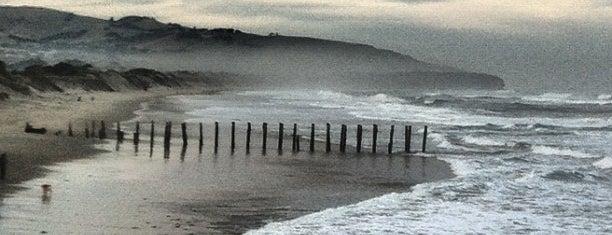 St Clair Beach is one of Nuova Zelanda.