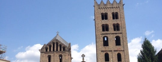 Monestir de Santa Maria is one of Barcelona.