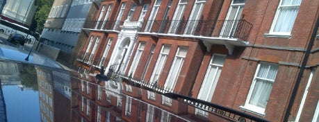 Marylebone Road is one of Must Visit London.