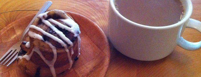 Baked is one of Best Cinnamon Rolls in NYC.