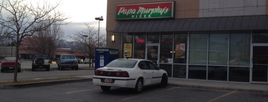 Papa Murphy's is one of Orte, die John gefallen.
