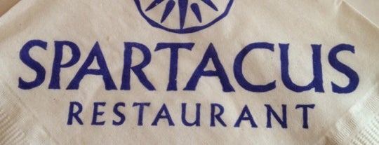 Spartacus Restaurant & Catering is one of Triangle Checklist.