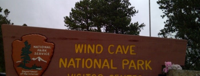 Wind Cave National Park is one of Been There, Done That.