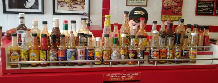 Firehouse Subs is one of Food & Drink.