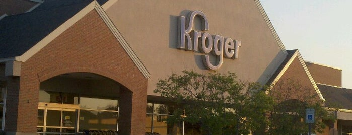 Kroger is one of Lugares favoritos de Cindy.