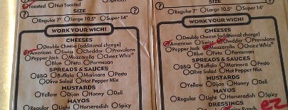 Which Wich? Superior Sandwiches is one of Carle 님이 저장한 장소.