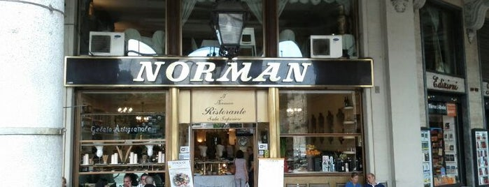 Norman is one of Orte, die Marianna gefallen.