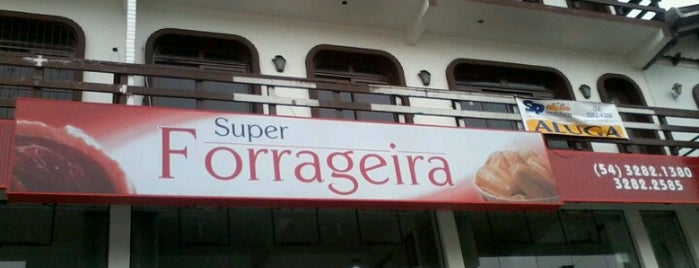 Supermercado Forrageira is one of Lieux qui ont plu à Andréia.