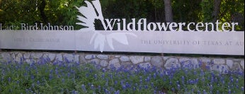 Lady Bird Johnson Wildflower Center is one of Austin's Best Great Outdoors - 2013.