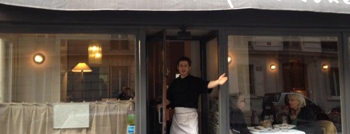 L'enfant Lune is one of Mes restaurants favoris à Paris 1/2.