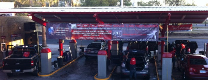 Autolavado Limpiauto is one of สถานที่ที่ Alejandra ถูกใจ.