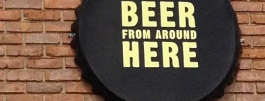Atlanta Brewing Company is one of Atlanta Eats & Drinks.
