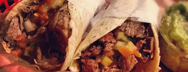 Dos Toros Taquería is one of The Tastes that Make the City: New York Edition.