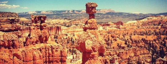 Bryce Canyon National Park is one of 9's Part 4.