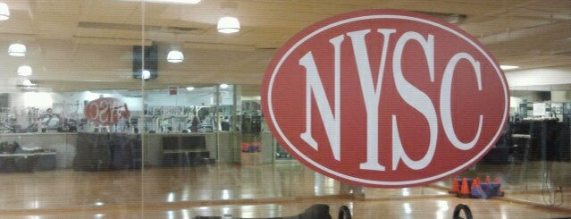 New York Sports Clubs is one of Tempat yang Disukai Jessica.