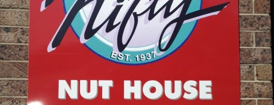 Nifty Nut House is one of Wichita.