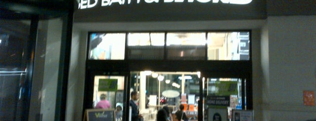 Bed Bath & Beyond is one of NYC.