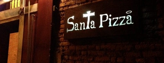 Santa Pizza is one of Restaurantes/Bares em BH.