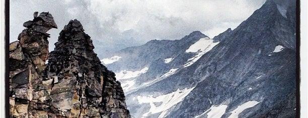 Hintertuxer Gletscher is one of Trips / Achensee.