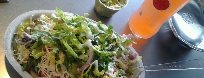 Chipotle Mexican Grill is one of JODY & MY PLACES IN MD REISTERSTOWN, OWINGS MILLS,.