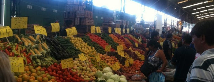 Mercado Central de Buenos Aires is one of Mery 님이 좋아한 장소.