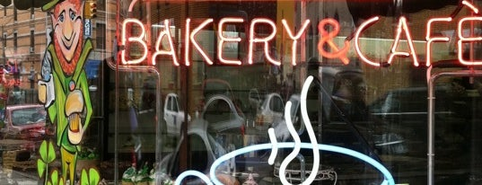 Rudy's Bakery & Café is one of NY Region Old-Timey Bars, Cafes, and Restaurants.