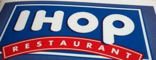 IHOP is one of Tempat yang Disukai Michael.