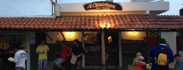 Chimichurri is one of Orte, die Daniela gefallen.